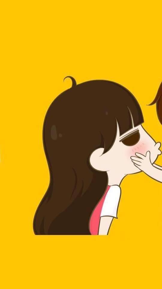 Amor online é uma garota bela lua-968