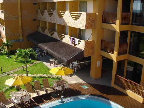 Anúncios no hotel  gna Natal-7787