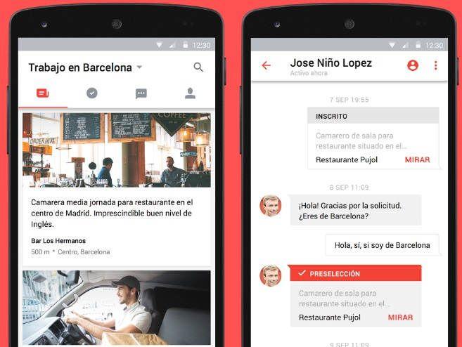 App para buscar um parceiro android-9901