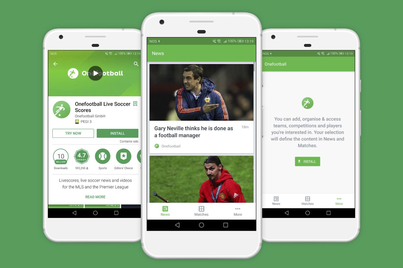 App para buscar um parceiro android-561
