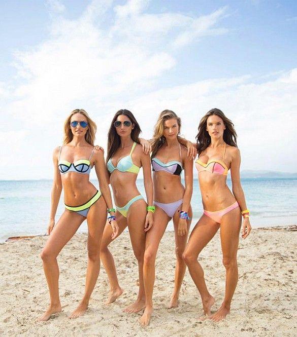 As melhores mulheres do em bikini Amora-9664
