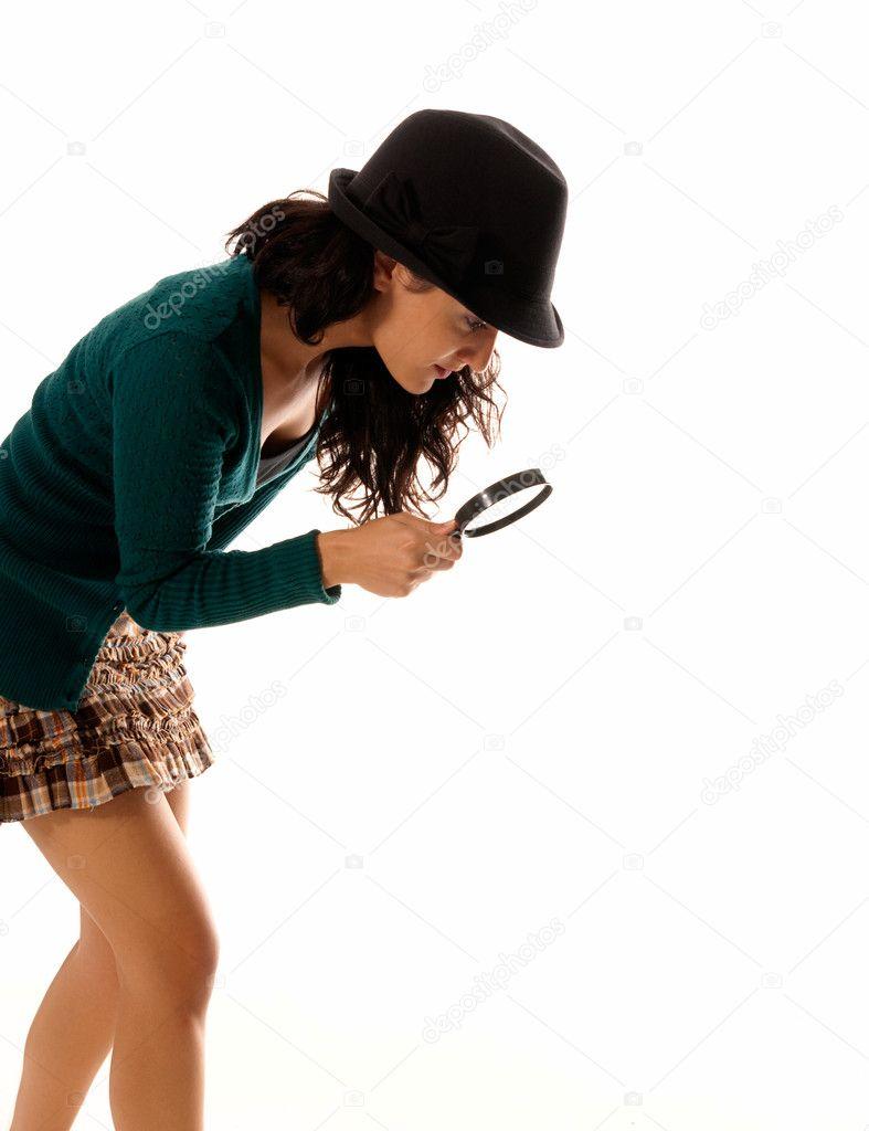 Mulher procurando jovem Paredes-6492