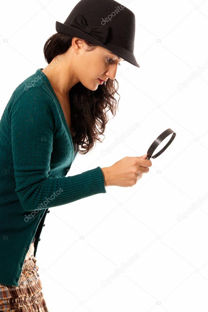 Mulher procurando jovem Paredes-7746