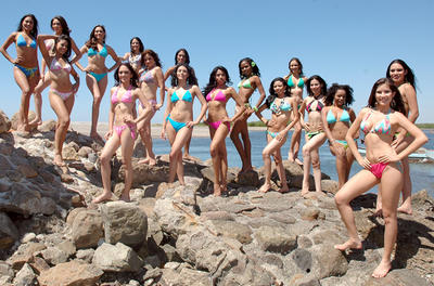 Mulheres que procurando em ma Nicaragua-64