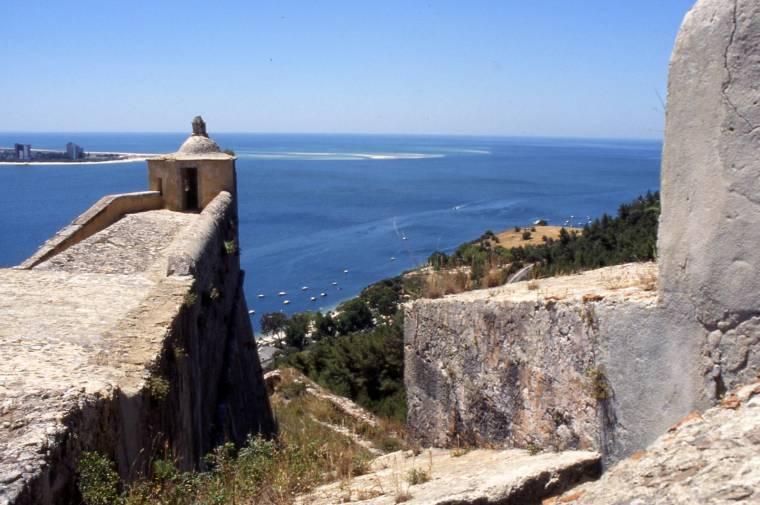 Skokka com  castell Setúbal-7851