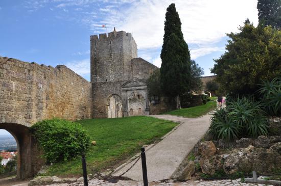Skokka com  castell Setúbal-8846